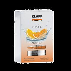 KLAPP C PURE SET POWER TRATAMENT FACIAL
