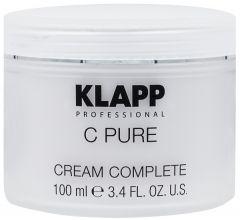 Klapp C Pure Cream Complete - crema pentru ingrijirea fetei 100 ml