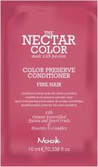Balsam pentru par vopsit Nook Nectar Color Preserve Fine Hair 12ml