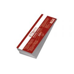 Banda epilatoare alba ETB Wax 7 X 20cm Set 50buc.