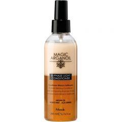 Balsam Spray Nook Magic Argan Oil Bi-phase Light Conditioner 200ml