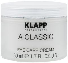 Klapp A Classic crema regeneranta pentru zona ochilor 50 ml