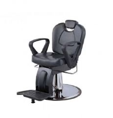 ETB Equipment scaun frizerie negru