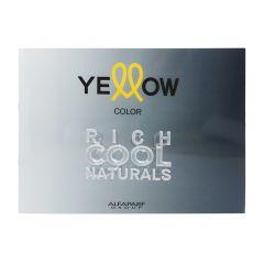 Yellow catalog prezentare Rich Cool Natural
