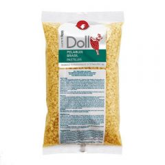 Doll Ceara elastica perle Galben 1000g