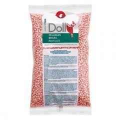 Doll Ceara elastica perle Roz 1000g