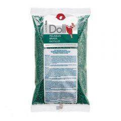 Doll Ceara elastica perle Verde 1000g