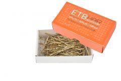 ETB Hair Agrafe par auriu 7cm 200g