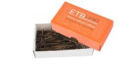 ETB Hair Agrafe par maro 7cm 200g