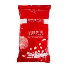 ETB Wax Ceară elastica perle 1kg Roz TIO2