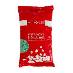 Etb Wax Ceară elastica perle 1kg Aloe Vera