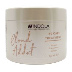 Indola Blond Addict Tratament 200ml