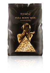 ItalWax Ceara sintetica perle Auriu 1000g