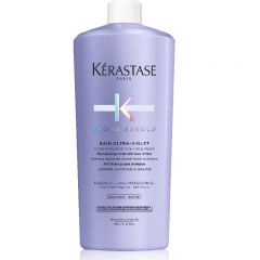 Kerastase Blond Absolu Bain Ultra-Violet Sampon 1000ml