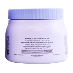Kérastase Blond Absolu Masque Ultra-Violet Mască 500ml