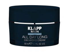 Klapp Men All Day Long - 24h Hydro Cream 50ml