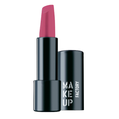 Make up Factory Semi-Matt Longlasting Deep Pink 166