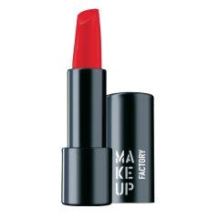 Make up Factory Semi-Matt Longlasting Bright Red 355