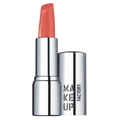 Make up Factory Lip Color Creamy Coral 256
