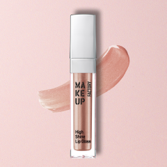 Make up Factory High Shine Lip Gloss Nude Poem 30