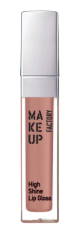 Make up Factory High Shine Lip Gloss Cinnamon Rose 36
