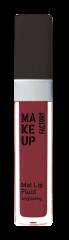 Make up Factory Mat Lip Fluid Longlasting Wild Berry 36