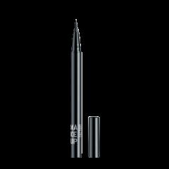 Make up Factory Calligraphic Eye Liner Black 01