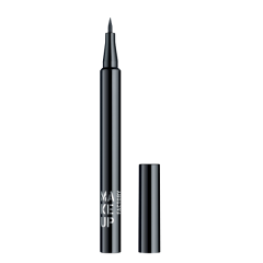 Make up Factory Full Control Liquid Eyeliner Black 01