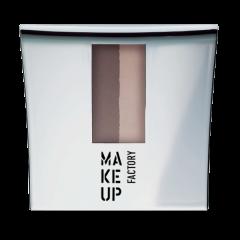 Make up Factory Eye Brow Powder Ash Brown 6