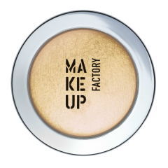 Make up Factory Eye Shadow Mono White Gold 40
