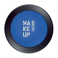 Make up Factory Mat Eye Shadow Mono Cobalt Blue 55A