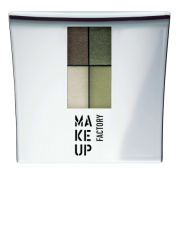 Make up Factory Quattro Eye Shadow Pure Nature 24