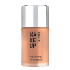 Make up Factory All Natural Foundation 17