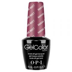 OPI Gelcolor Lac Miami Beet 15ml