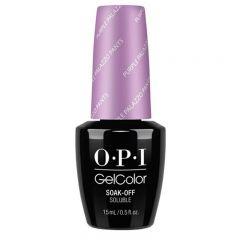 OPI Gelcolor Lac Purple Palazzo Pants 15ml