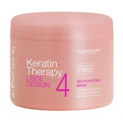 Alfaparf Milano Lisse Design Keratin Therapy Mască 500ml