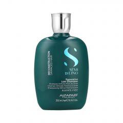 Alfaparf Milano Semi Di Lino Reparative Low Shampoo, Șampon 250ml