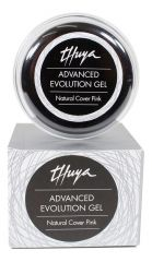 Thuya Evolution Gel Natural Cover Pink deschis 30ml