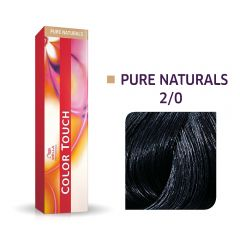 Wella Color Touch 2/0 60ml