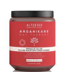 AlterEgo Arganikare Miracle Color balsam nuantator argintiu 1000ml