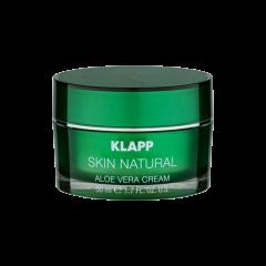 Klapp Skin Natural Aloe Vera Cream 50ml