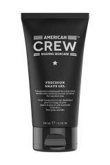American Crew Shave & Beard Precision Shave Gel gel pentru bărbierit pentru piele sensibila 150ml